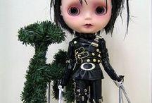Toy Art & Dolls