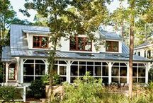 Lowcountry Modern (TM) Inspiration / Concept currently in development. Lowcountry Modern, TM Sabal Homes LLC / by Sabal Homes