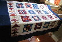 My Quilt Blocks/ Quilts / Quilt blocks and quilts I have made. / by Gwenandchuck Milledge
