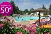 Campsites Val de Loire / Envie d'un camping à proximité des châteaux de la Loire ? Découvrez notre sélection de campings en bord de Loire en Anjou et proche de la Touraine...