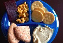 Kids Food and Snacks / by Lindsay Mills