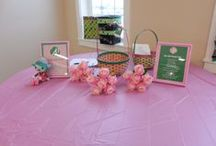 Girl Scout Troop 1391 Bridging Ceremony/Party
