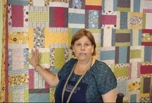 Quilt Videos / I hope you can find just what you need in this board. I try to put every quilt video I find in this board. I have not watched them all but am slowly working my way through them. Such wicked fun! / by Gwenandchuck Milledge