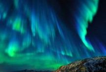 Northern Lights / Want to see in person before I die!!! / by Lisa Gniech