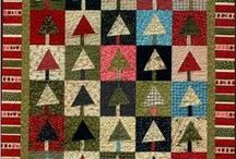 Christmas Quilting / I just love Christmas fabrics!  Even store mine in a Christmas colored container. Plan on making as many as I can before I die. / by Gwenandchuck Milledge