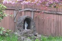 Holy Mother Mary Garden / by Gwenandchuck Milledge