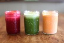 Juice Is Loose / Smoothies & juices ~ nutrition in a glass