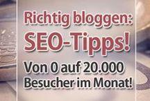 Wissenswertes rund um den Blog und social Media / Tipps für Blogger, Anleitungen für Socal Media wie Pinterest, Blogger, facebook, instagram
