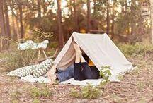 camping. / by Deer + Dear Designs [The Dear Here]