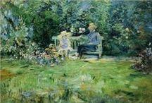art - impressionists / board - impressionists