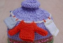 CRAFTS: Tea cosies / by Jeanette