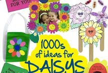 Girl Scout Daisy/Brownie Activities / by Anitra White