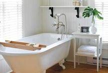 bathroom. / by Deer + Dear Designs [The Dear Here]