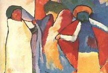 art - wassily kandinsky