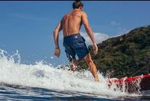 Men's Swimwear / The World's Finest Swimwear Made From Recycled Materials