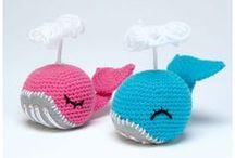 Crochet and Sea