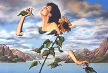 art - surrealists