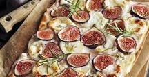 Food: Feigen / Feigen sind so vielseitig, Herzhafte und süße Feigengerichte