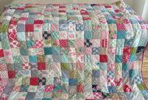 DIY: Quilts / Quilts sind kunterbunte Flickendecken