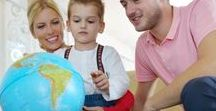 HOMESCHOOL FUN / Fun and creative homeschool ideas