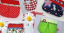 DIY: Nähen Taschen / Frauen und Mädchen lieben Taschen, selbst genäht kann man sie so gestalten wie man es genau mag, Kosmetiktaschen, Sportbeutel, Umhängetaschen, Sporttaschen, Geldbeutel, Reisetaschen, Kindertaschen, Kindergartentaschen, Beutel