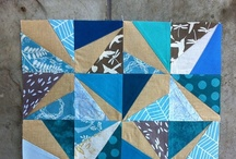 quilty inspiration / by minty fresh
