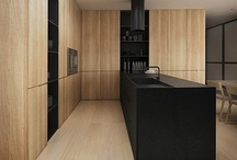 interiors - kitchens / by Neille Hepworth