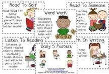 Literacy Stations & Daily 5