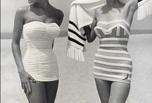 Swim suit sewing inspiration