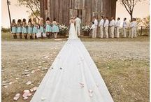 Wedding decor. / by Beth Yoder