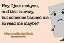 Banned Books Week / by MHS Library