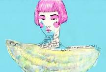 Fashion Illustration / by Mónica Gomes