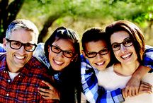 Family Eyewear / Eye glass frames for the whole family!