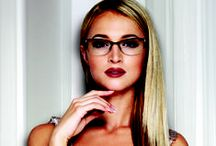 Women's Eyewear Frames / Elegant, trendy, affordable fashion eyewear for women with gemstones, upscale details, and beautiful coloration, all to accentuate the eyes.