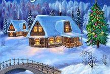 Winter-The Season / by Carole Sklenar