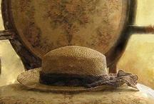 Antiques and Linen / Ivory Color Range, Antiques, Fabrics,