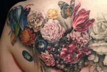 Tattoooos / by Mackenzie Cook