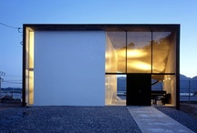 architecture - residential facades  / by Neille Hepworth