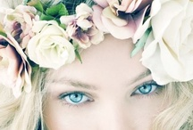 Flowers in your Hair!  / by ☮ Bohemian ♥ Starlet ✌