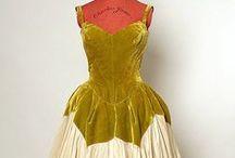 Beautiful Dresses / vintage, couture, details