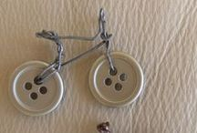 DIY Bike Crafts / Recycle your old bike parts into something new!