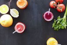 Smoothie & Juice Concoctions / by Curry Campbell