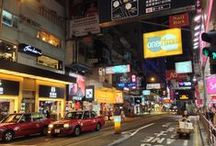 September 2013 Hong Kong