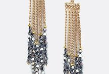 Accessories-earrings / by Pc Ong