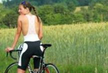 Women's Cycling Apparel / Our favorite cycling fashions! The perfect blend of function and style.