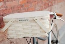 Bags, Baskets and Panniers! / The best ways to haul the things you can't leave behind. Some of our favorite bicycle bags, baskets and panniers!