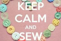Embroidery and sewing