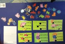 Special Education / Activities offered in small groups or with 1:1 support.