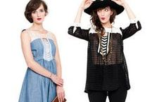 Indie Patterns to Sew / A collection of cool pattern designs by favorite indie companies