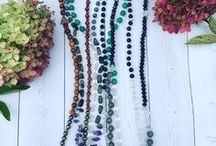 Crystal Treasures / Earth's jewels, sacred adornments, jewelry, gems, rocks + minerals